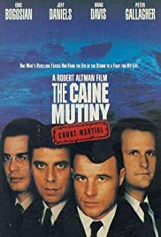 The Caine Mutiny Court-Martial (1988) Poster - Movie Forum, Cast, Reviews