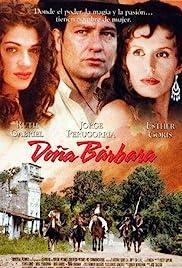 Doña Bárbara Poster