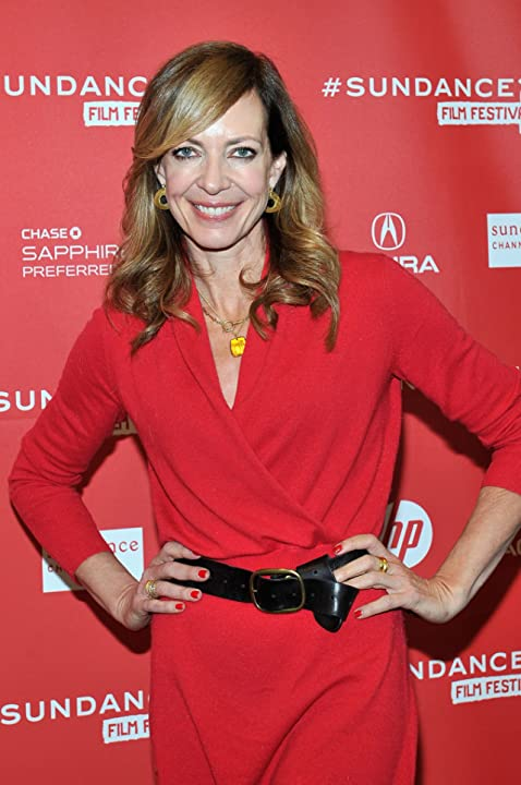 Allison Janney at an event for Touchy Feely (2013)