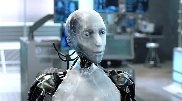 Alan Tudyk in I, Robot (2004)