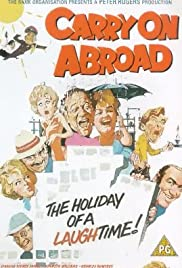 Carry on Abroad (1972) Poster - Movie Forum, Cast, Reviews