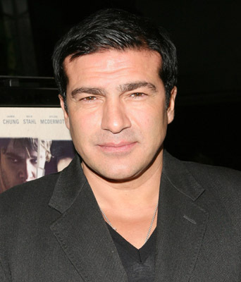 Tamer Hassan at an event for Burning Palms (2010)