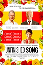 Unfinished Song (2012) Poster