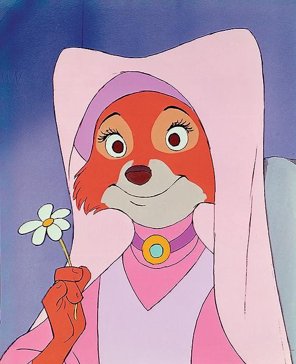 Monica Evans in Robin Hood (1973)
