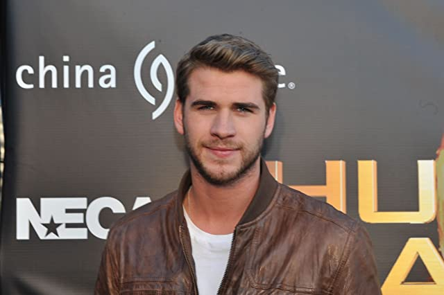 Liam Hemsworth at an event for The Hunger Games (2012)