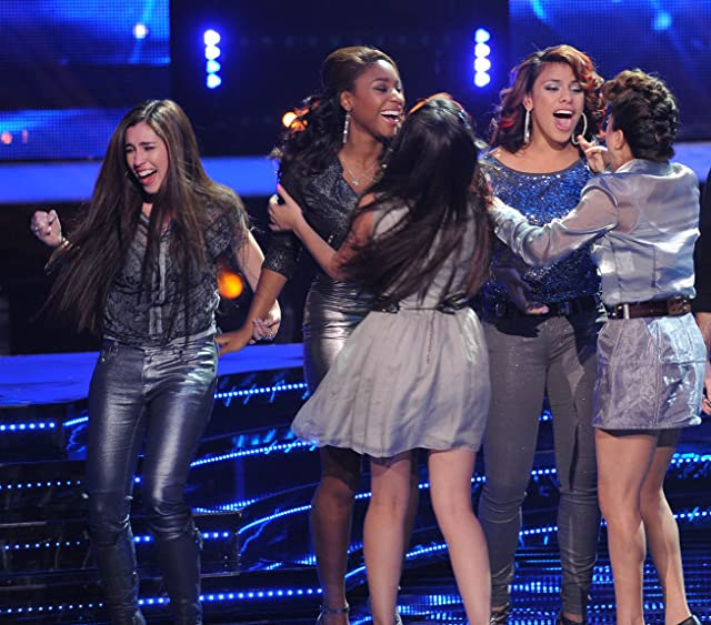Fifth Harmony in The X Factor (2011)