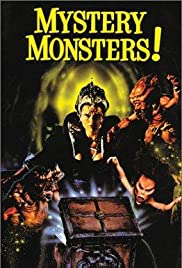 Mystery Monsters Poster