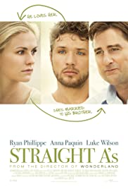 Straight A's (2013) Poster - Movie Forum, Cast, Reviews