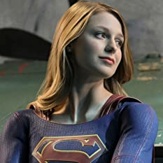 """Crisis on Earth-X"": Superheroes of the Arrowverse - Kara Zor-El 