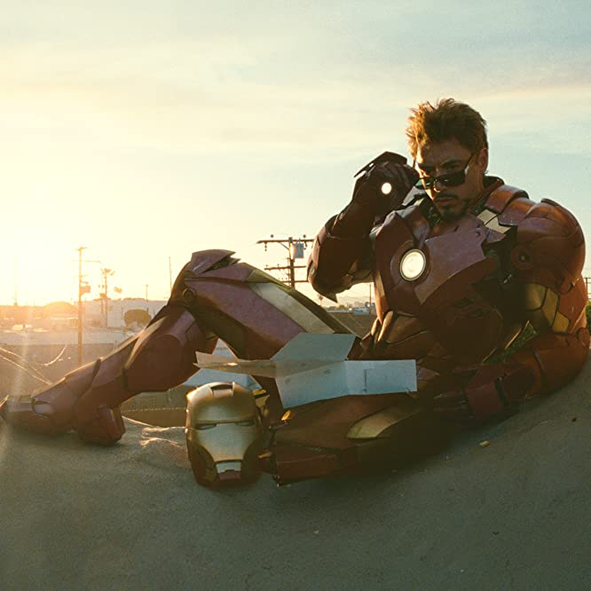Robert Downey Jr. in Iron Man 2 (2010)