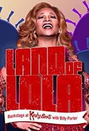 Land of Lola: Backstage at 'Kinky Boots' with Billy Porter Poster