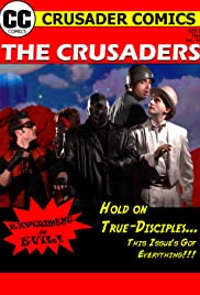 The Crusaders #357: Experiment in Evil! Poster