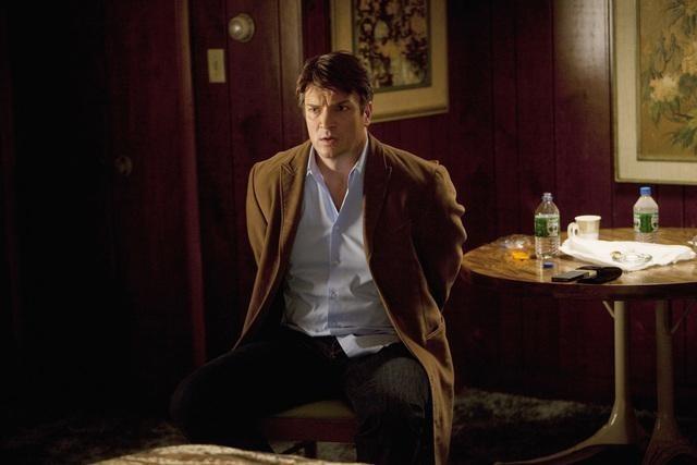 Nathan Fillion in Castle (2009)