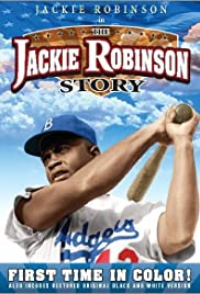The Jackie Robinson Story (1950) Poster - Movie Forum, Cast, Reviews