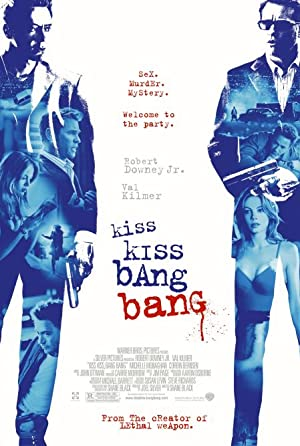 Kiss Kiss Bang Bang (2005) Download on Vidmate