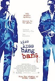 Kiss Kiss Bang Bang (English)