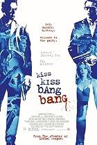Kiss Kiss Bang Bang (2005) Poster