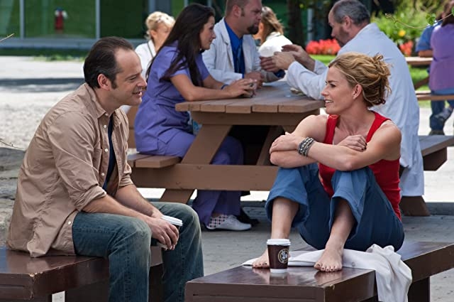 Elisabeth Shue and Gil Bellows in House at the End of the Street (2012)