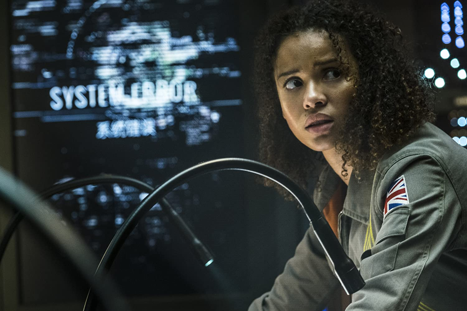 Gugu Mbatha-Raw in The Cloverfield Paradox (2018)