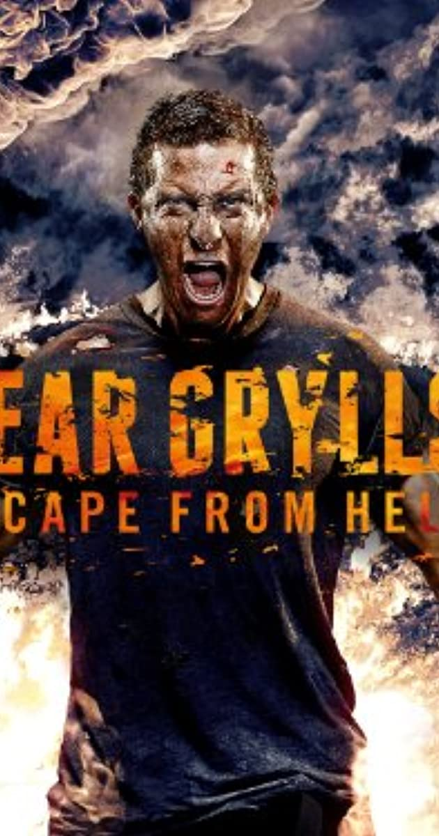 bear grylls escape from hell торрент