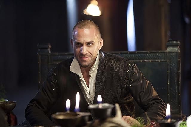 Joseph Fiennes in Camelot (2011)