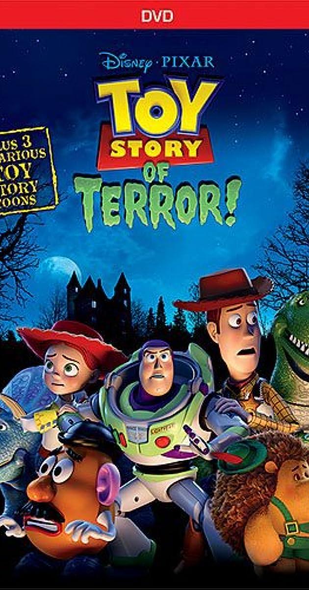 Žaislų siaubo istorija / Toy Story of Terror (2013) Online