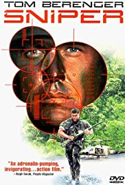 Sniper (1993) Poster - Movie Forum, Cast, Reviews