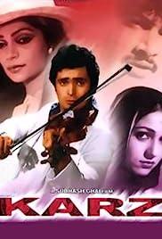 Karz(1980) Poster - Movie Forum, Cast, Reviews