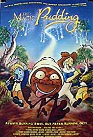 The Magic Pudding Poster