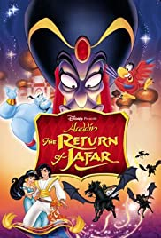 Image result for the return of jafar box
