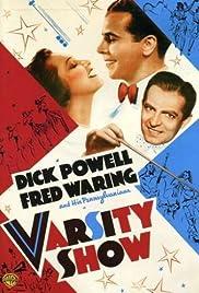 Varsity Show Poster
