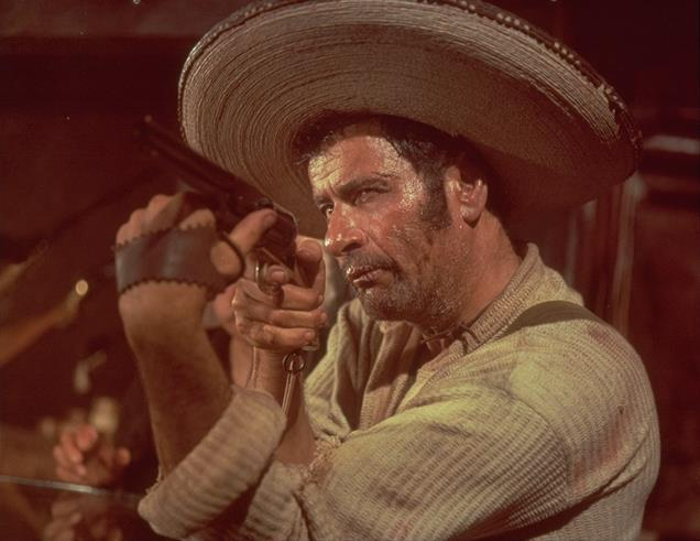 Eli Wallach in The Good, the Bad and the Ugly (1966)
