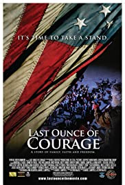 Last Ounce of Courage Poster