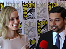 Interview: Comic-Con 2015: IMDb Interviews - The
