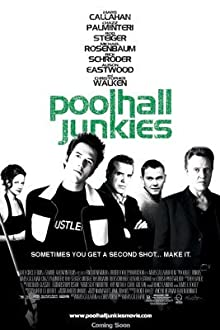 Poster Poolhall Junkies