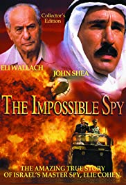 The Impossible Spy Poster