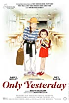 Image of Only Yesterday