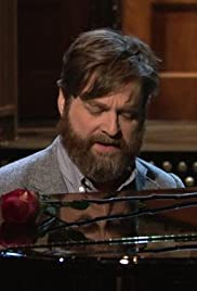 Zach Galifianakis/Of Monsters and Men Poster