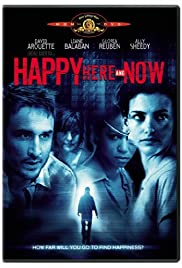 Happy Here and Now Poster