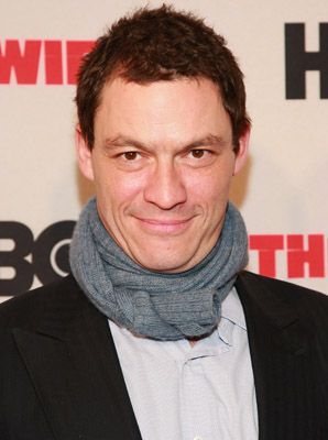 Dominic West at The Wire (2002)