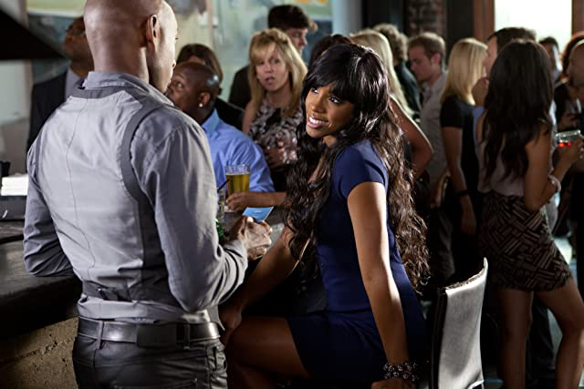Romany Malco and Kelly Rowland in Think Like a Man (2012)
