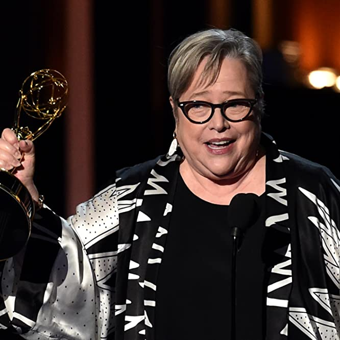 Kathy Bates at an event for The 66th Primetime Emmy Awards (2014)