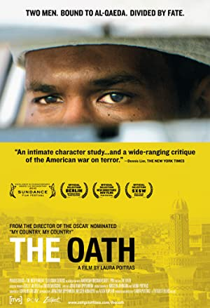 The Oath Pelicula Poster