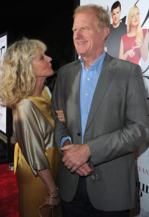 Ed Begley Jr. and Blythe Danner at What's Your Number? (2011)