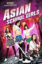 Image of Asian School Girls