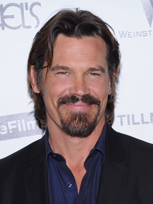 Josh Brolin at The Tillman Story (2010)