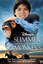 Image of Summer of the Monkeys