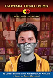Captain Disillusion: Fame Curve Collection Poster