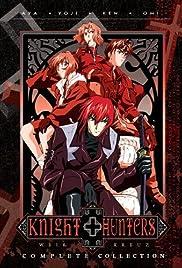 Knight Hunters: Weiß Kreuz Poster