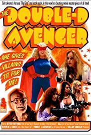 The Double-D Avenger Poster